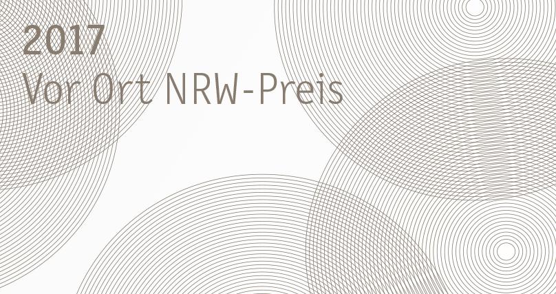 Visual Vor Ort NRW-Preis 2017
