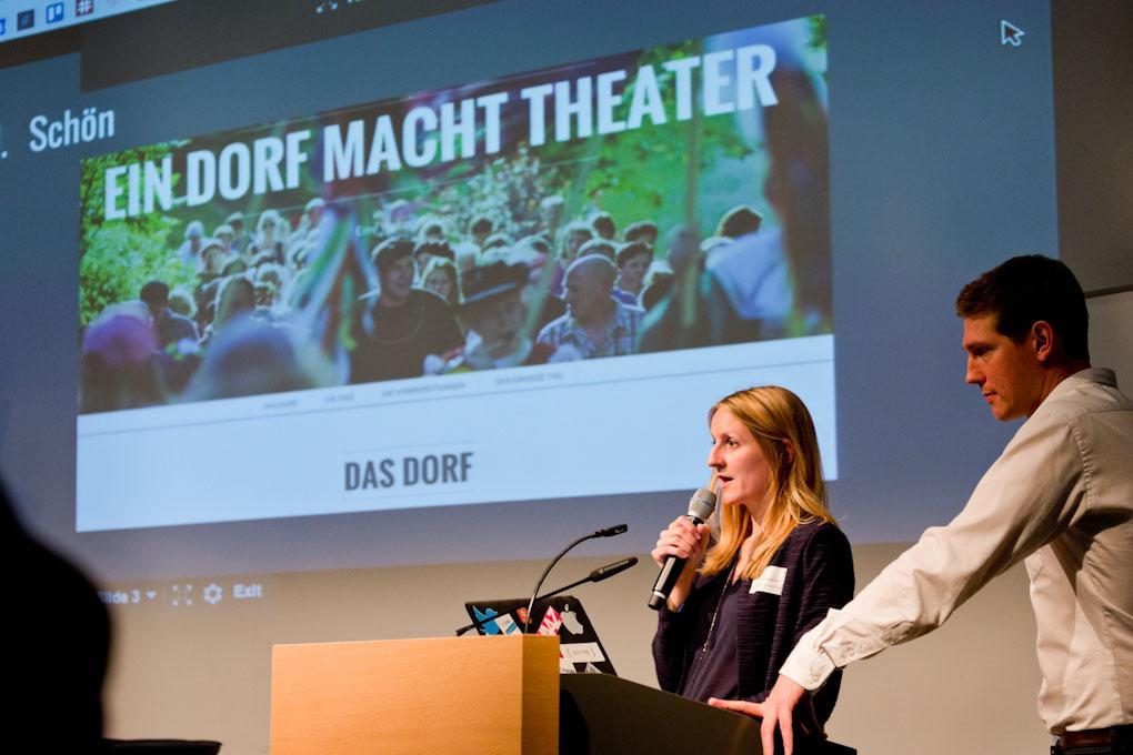 """Präsentation von Imke EmmerichundTorsten Müller, Praxistag """"Geld verdienen im Online-Journalismus"""""""