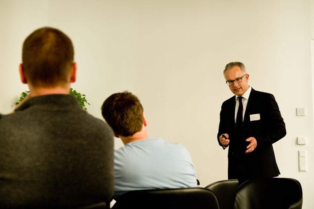 """Workshop von Christian Zappe, Praxistag """"Geld verdienen im Online-Journalismus"""""""