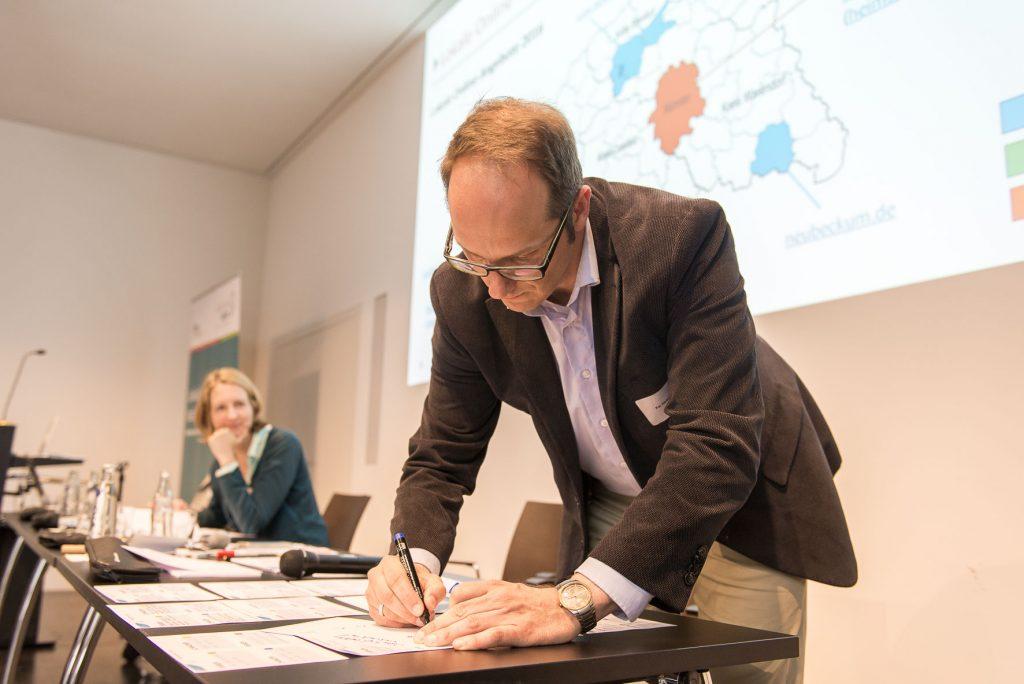 Kai Heddergott, Workshop Regionaltag Münster