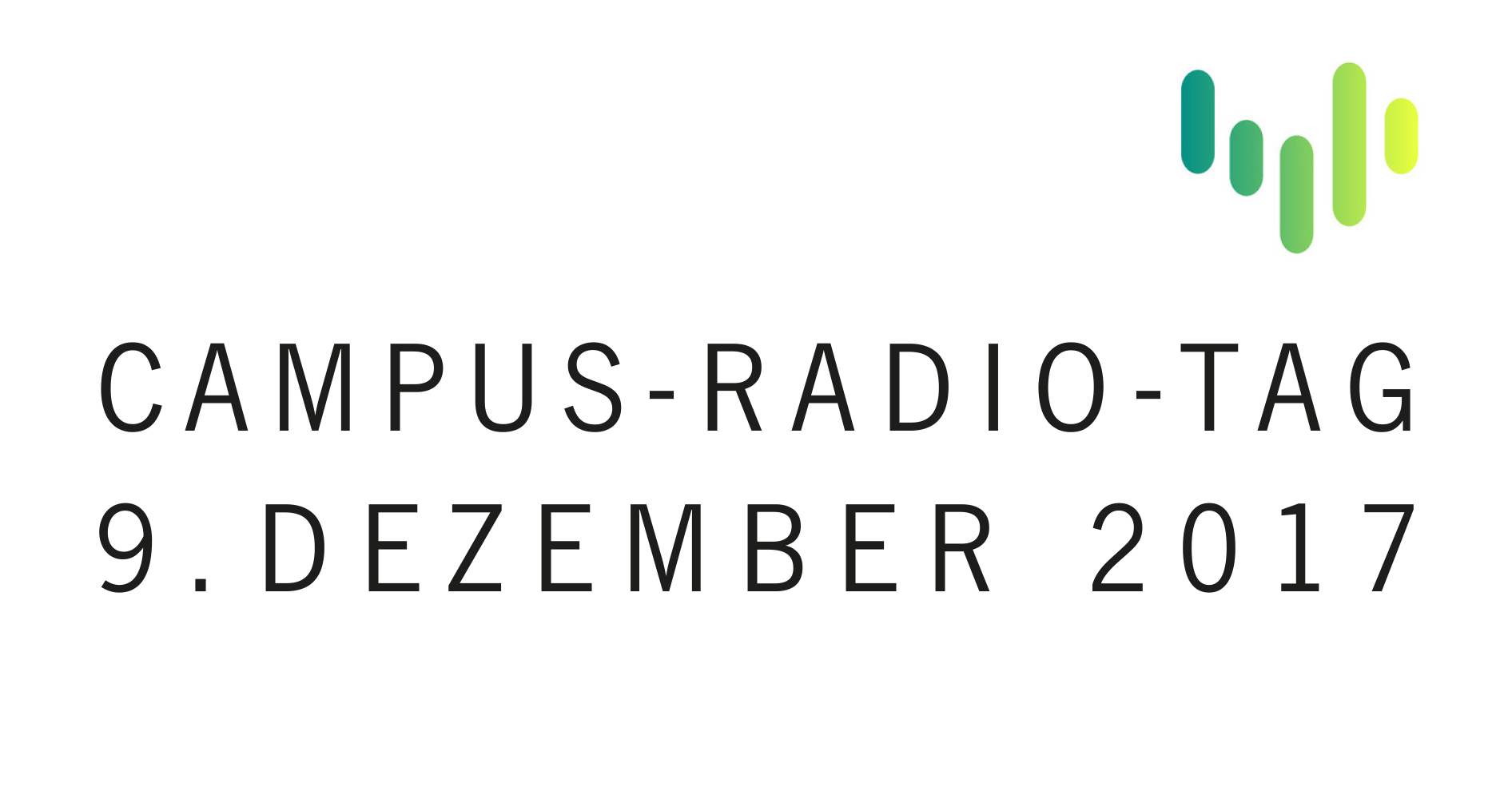 Logo Campus Radio Tag 2017