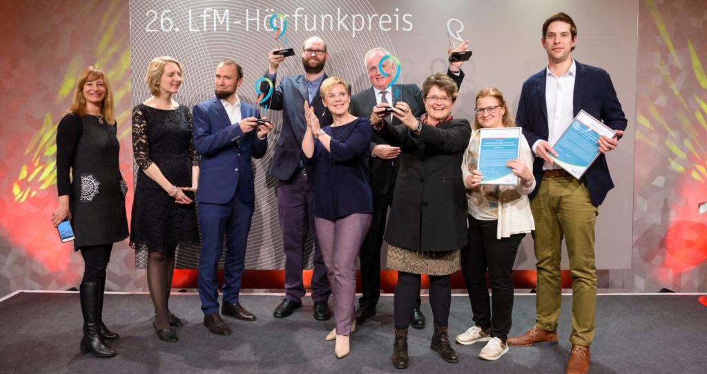 Alle Gewinner der Vor Ort NRW-Preise 2017