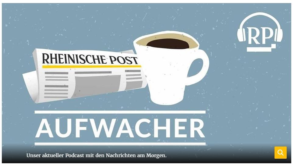 Aufwacher-Podcast