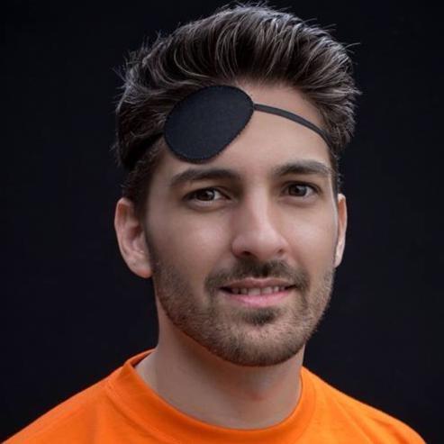Portrait von Ben Sufiani.