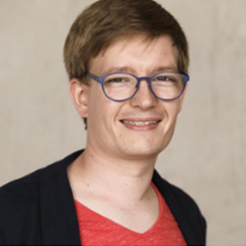 Portrait von Daniel Bartel.