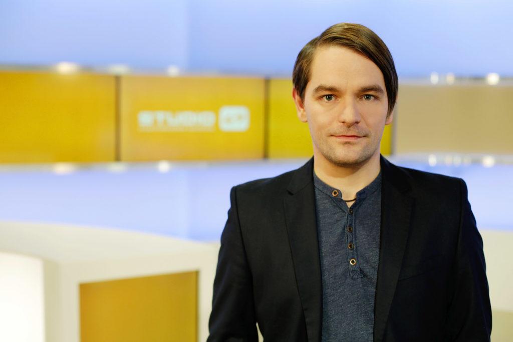 Portrait von Innovationsredakteur Hanns.