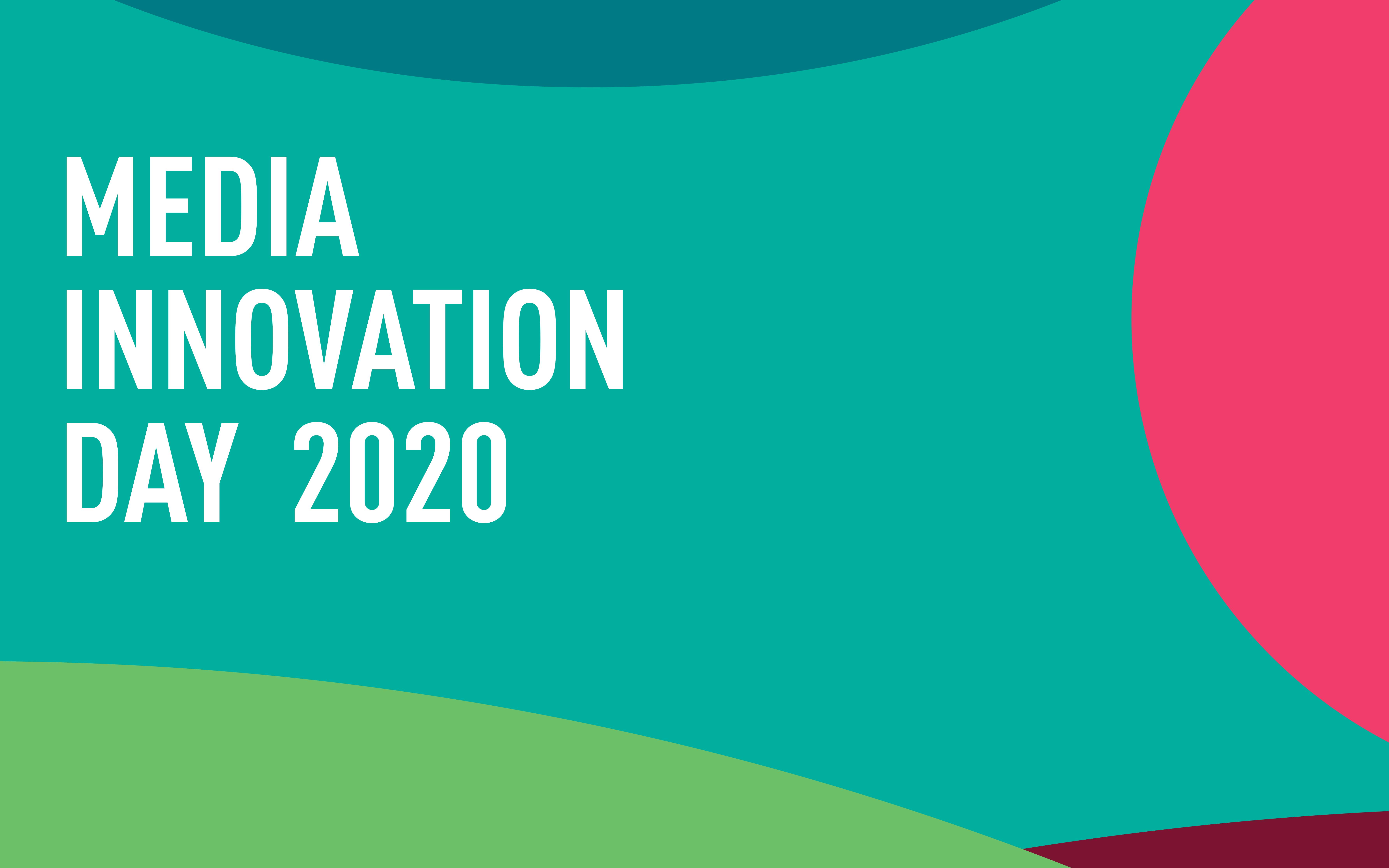 Das Titelbild des Media Innovation Day.