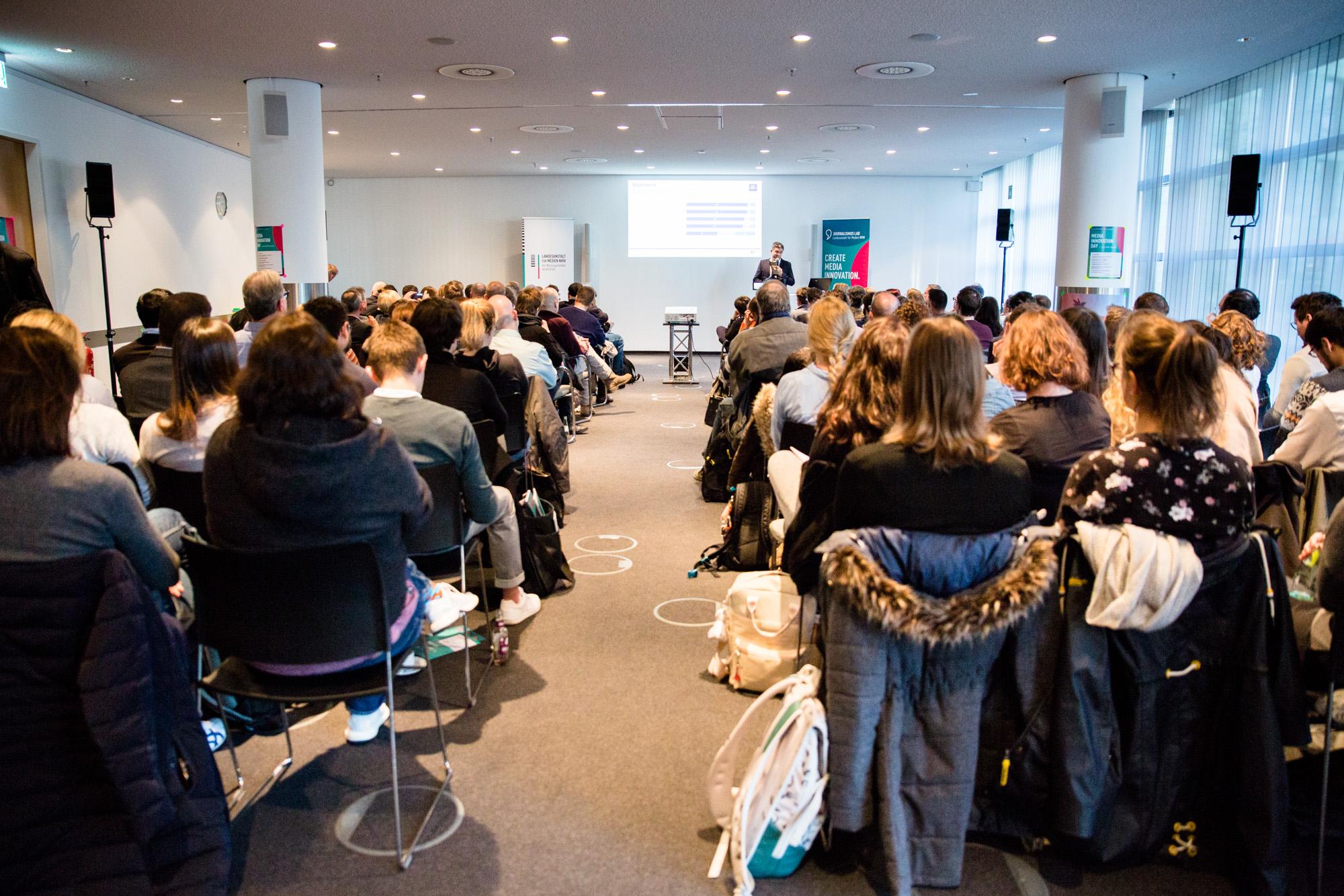Media Innovation Day: Impulse, Netzwerk und Audio-Content