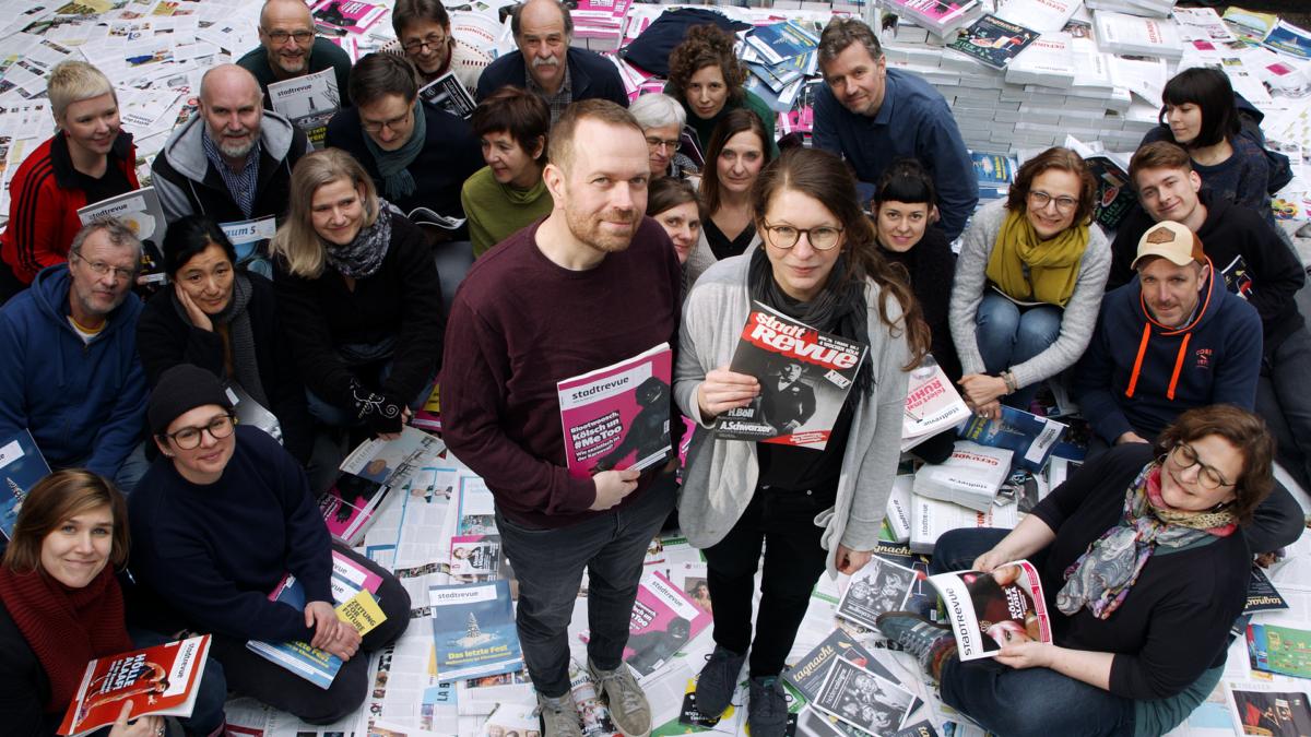 Die Kölner Stadtrevue geht das Digitale strategisch an: Stadtrevue Plus.