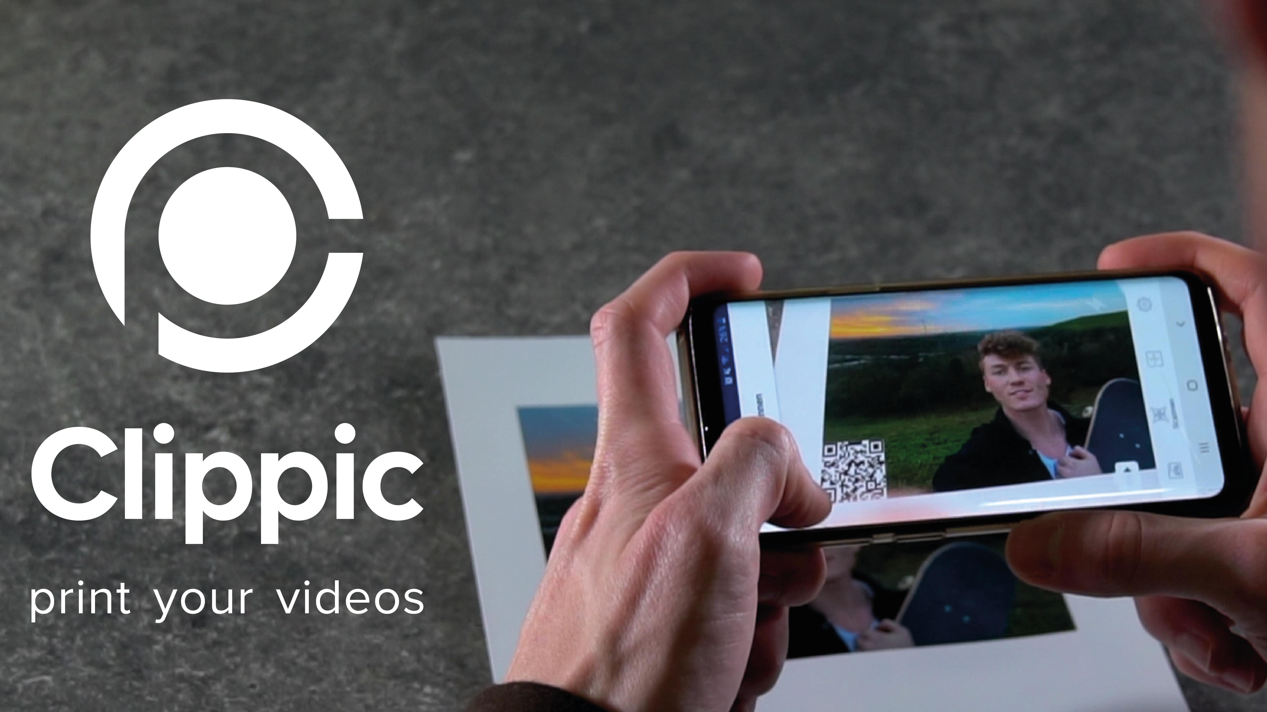 Geförderte Projekte: Clippic – print your videos