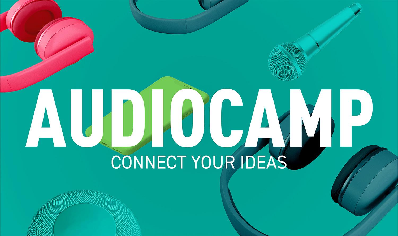 Einladung zum Audiocamp 2021