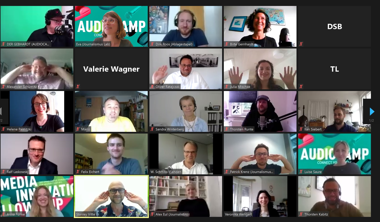 Audiocamp 2020: