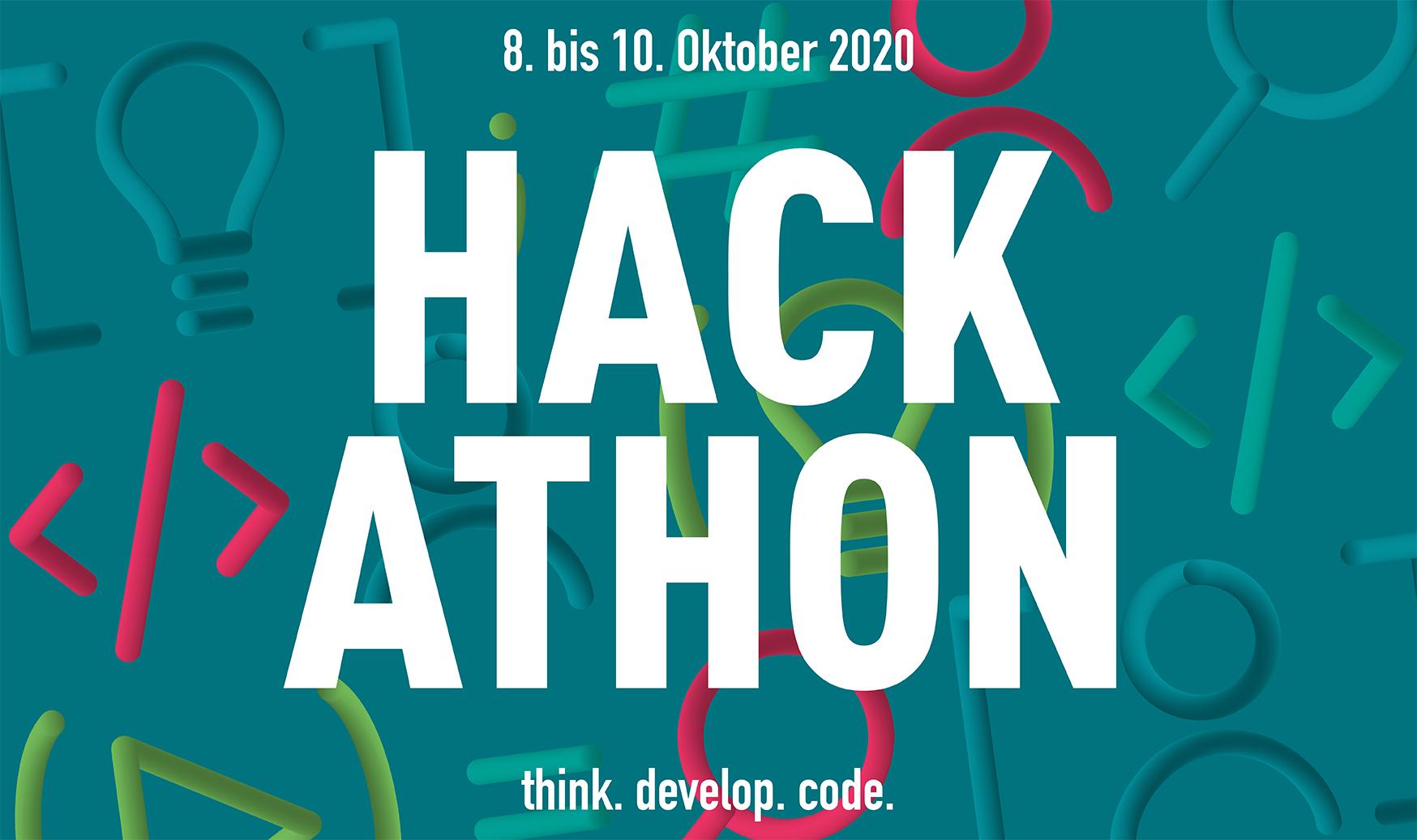 Grafik der Veranstaltung Hackathon 2020.