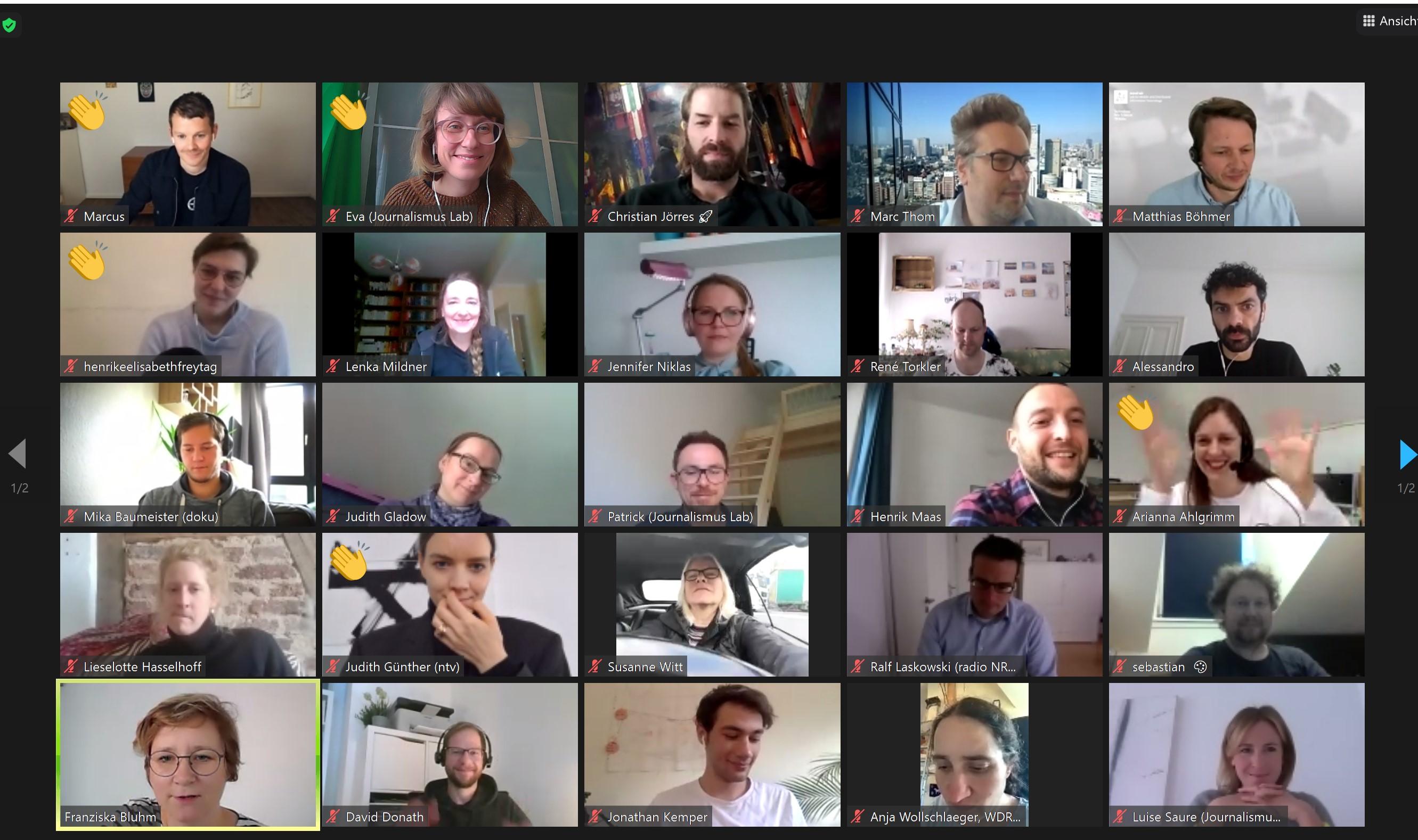 Hacking://media_innovation: Besserer Journalismus – in nur einem Wochenende