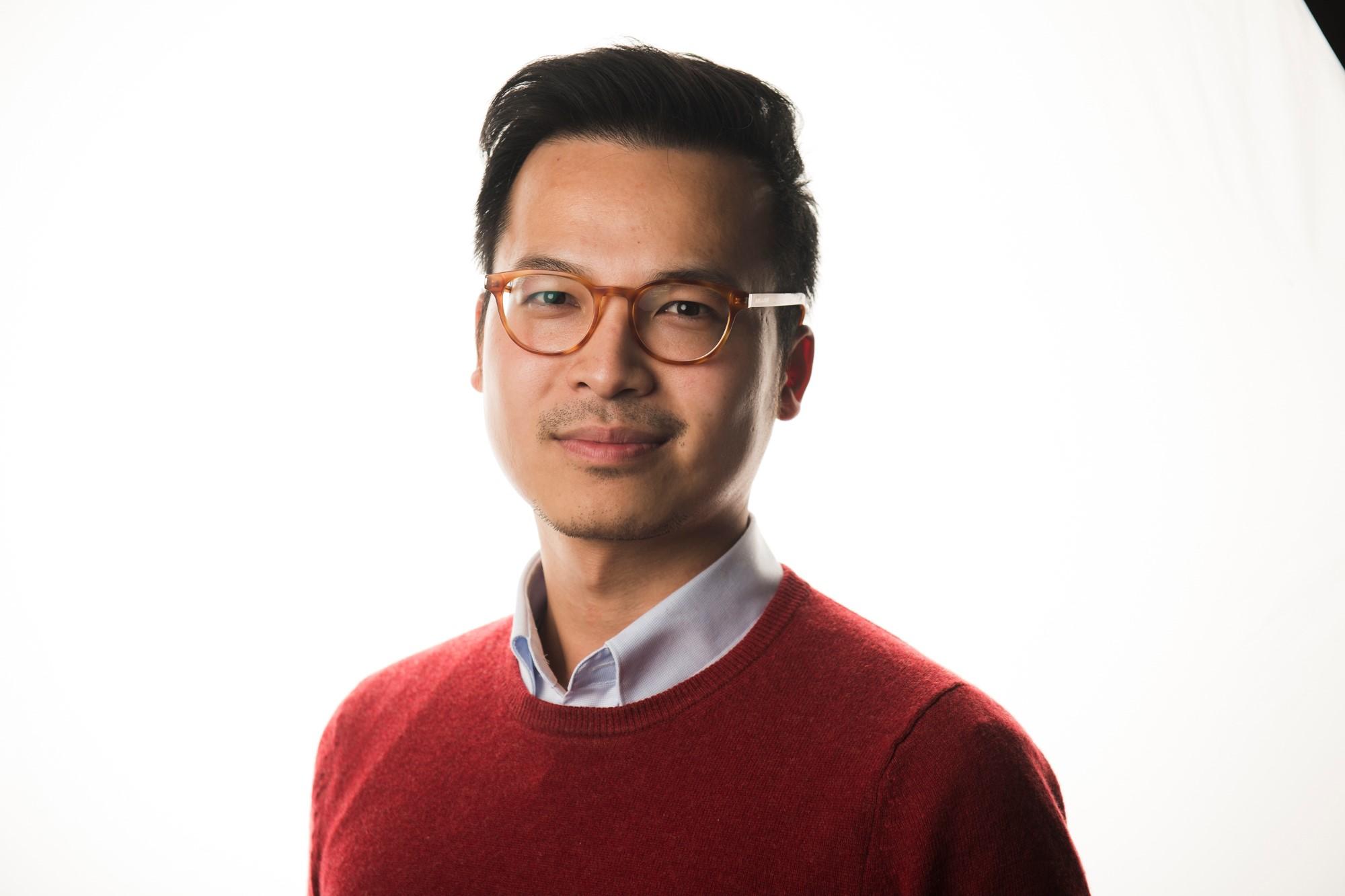 Portrait von Kim Tran.
