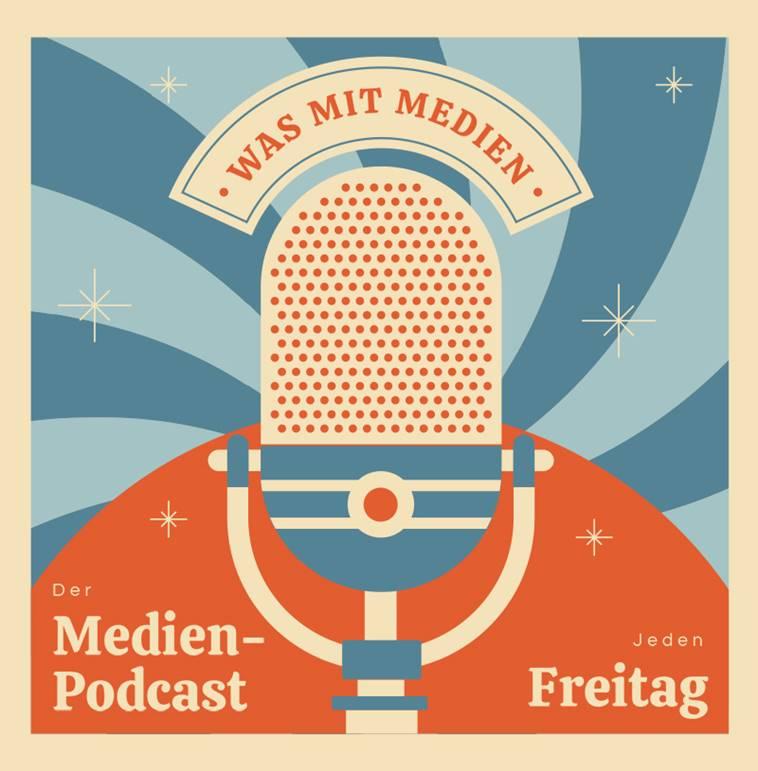 Logo des Projektes Was mit Medien.