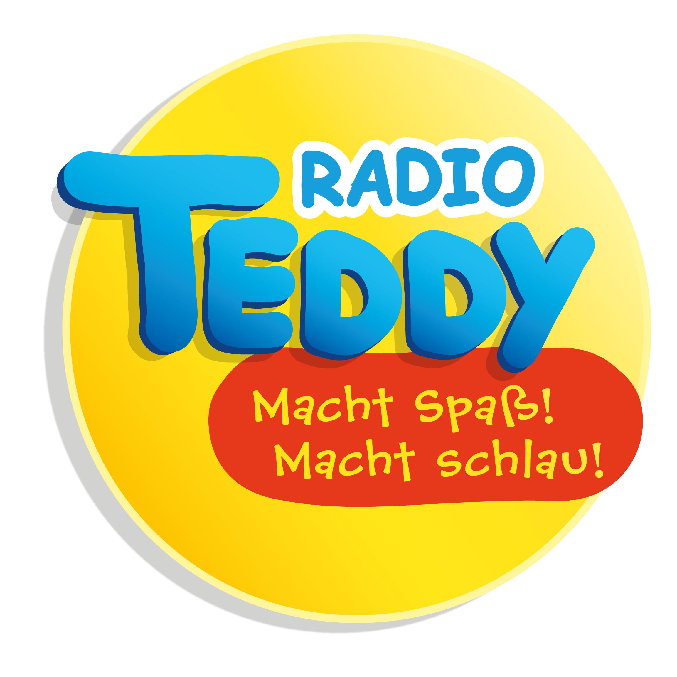 Logo des Projektes Radio Teddy.