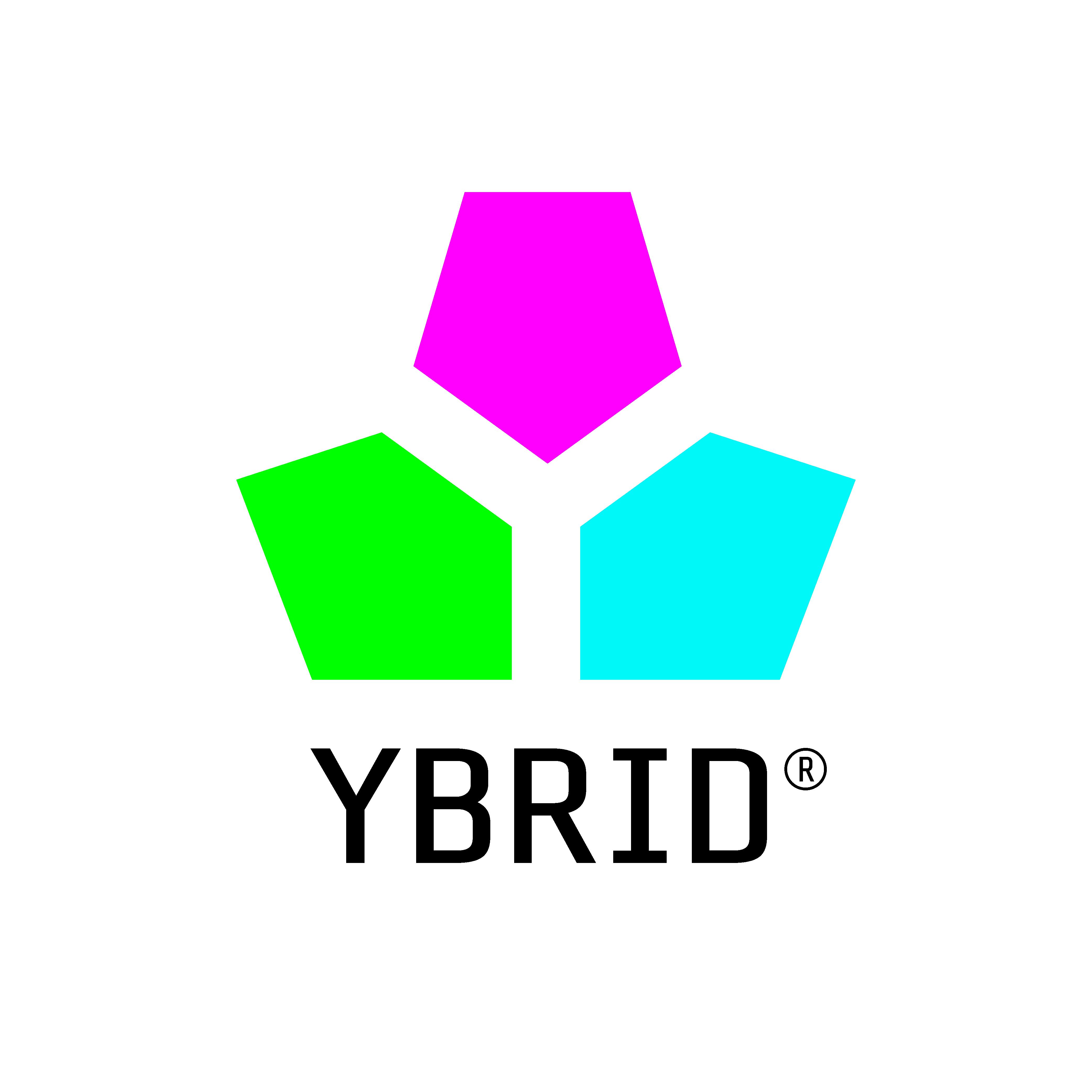 Logo des Projektes YBRID.