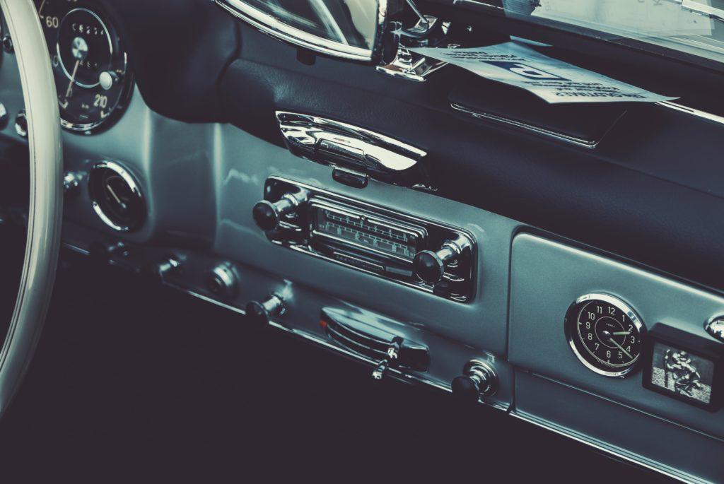 Oldtimer Autoradio