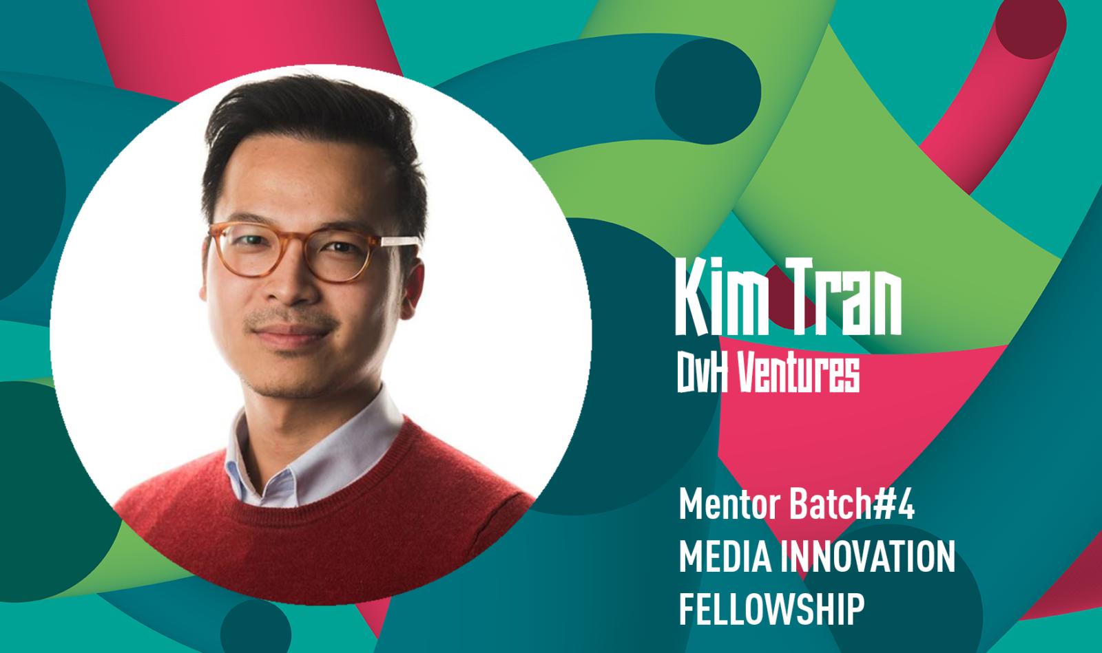 Kim Tran: Mentor während des Media Innovation Fellowship Batch #4