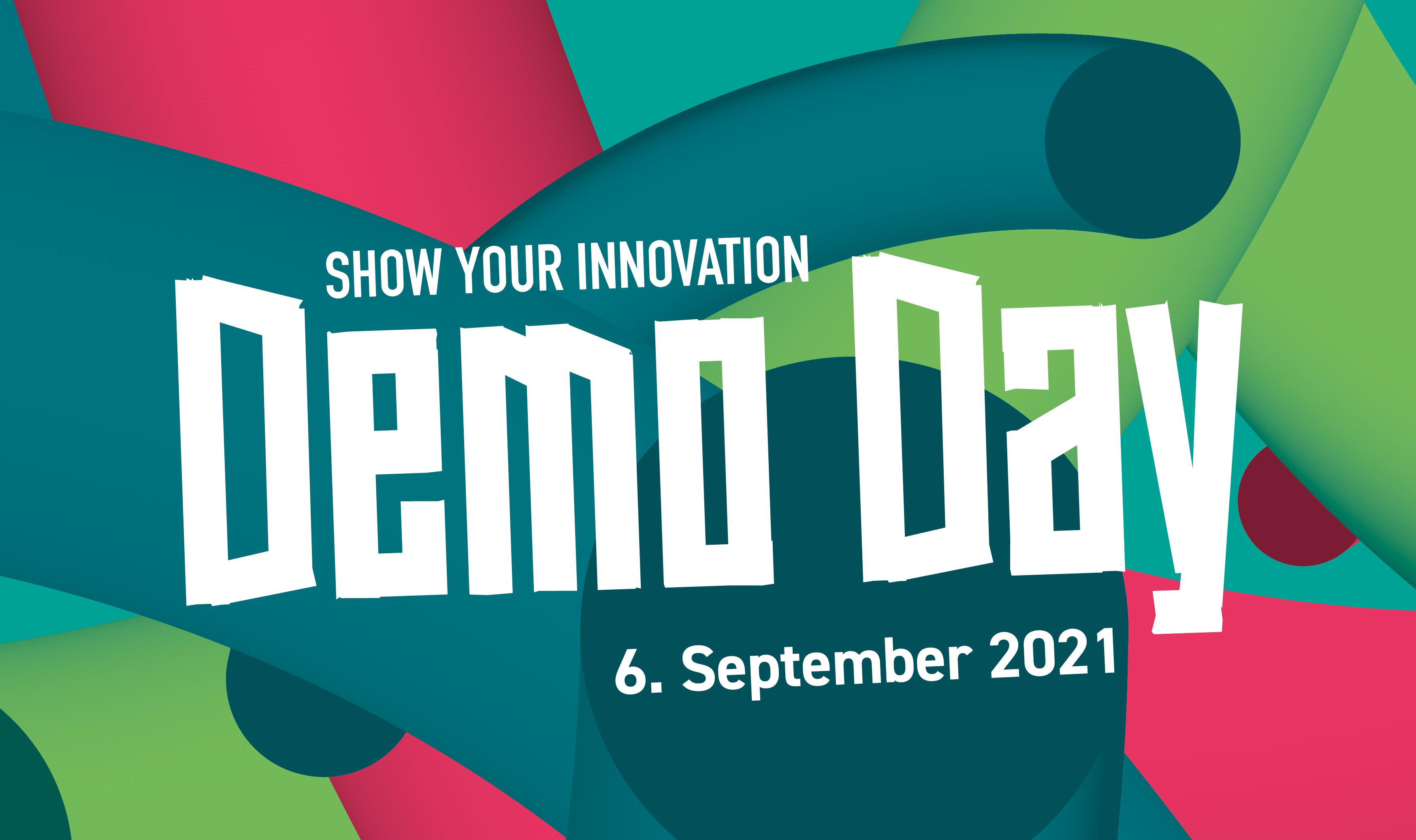 Visual Demo Day Batch #4 am 6. September 2021