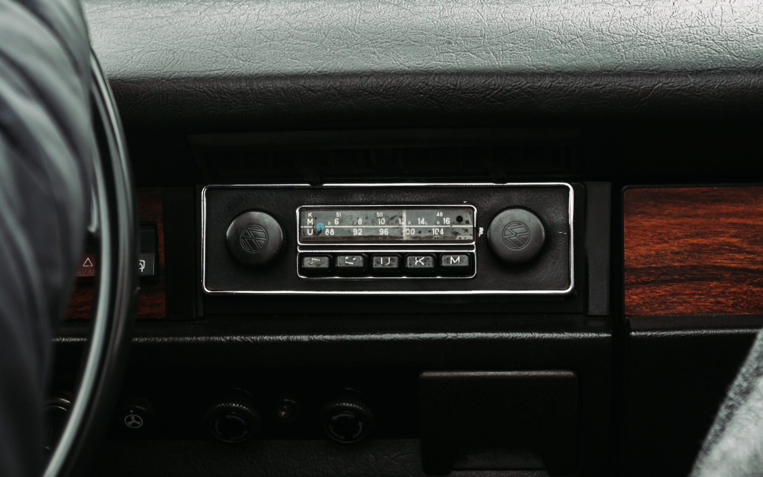 Radio im Auto: Audio spielt zentrale Rolle und ist kaufentscheidend